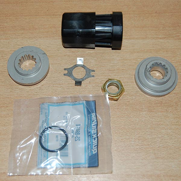 Flo-torq hub assembly kit 835257Q12